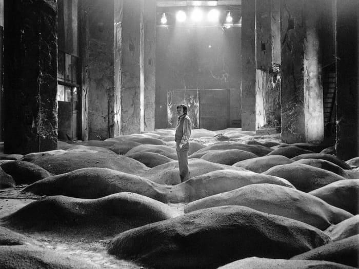 Тарковский на съемках фильма *Сталкер* | Фото: ria.ru