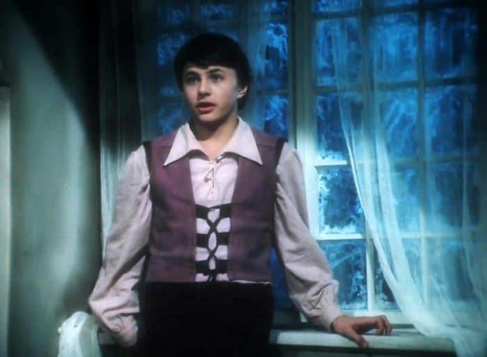 Ян Пузыревский в фильме *Тайна Снежной королевы*, 1986 | Фото: kino-teatr.ru
