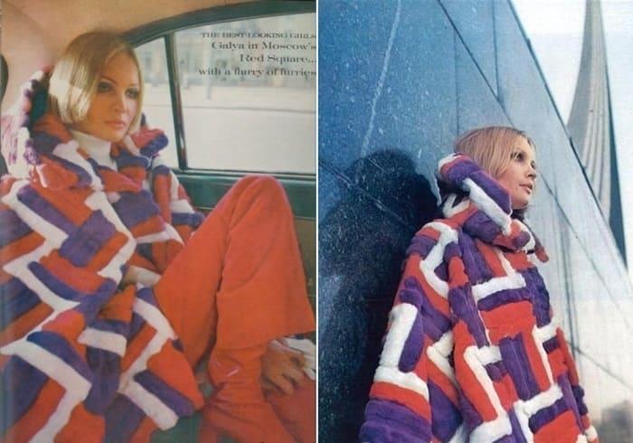 Советская манекенщица, вынужденная эмигрировать за рубеж после фотосессии для западных СМИ | Фото: modagid.ru и fb.ru