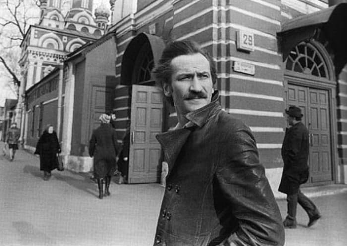 Актер, поэт, режиссер Леонид Филатов   Фото: kino-teatr.ru
