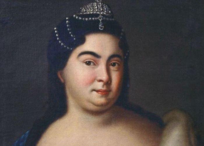 Вторая жена Петра Екатерина I | Фото: diletant.media