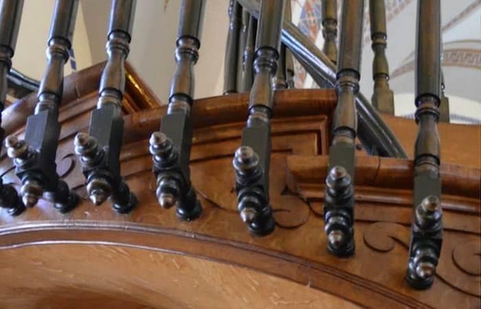 Тайна винтовой лестницы часовни Лоретто.