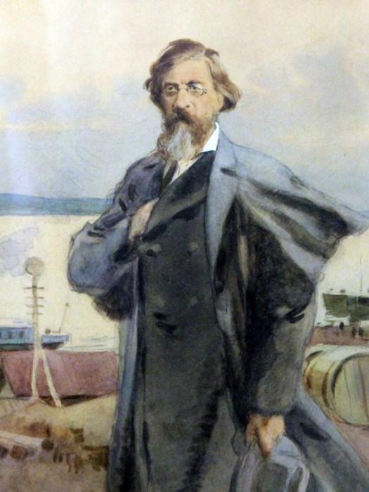 Николай Чернышевский. / Фото: www.24smi.org