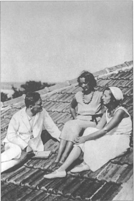 Юрий Олеша, Ольга и Серафима. / Фото: www.e-reading.club
