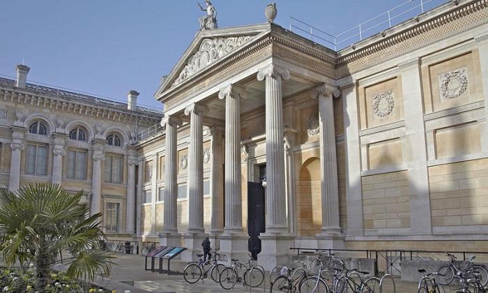 Музей искусства и археологии Эшмола, Оксфорд