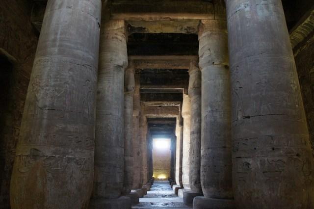Абидос, храм Сети I