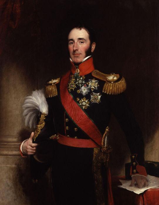 Сэр Джон Понсонби Конрой – фаворит и помощник герцогини Кентской, матери королевы Виктории