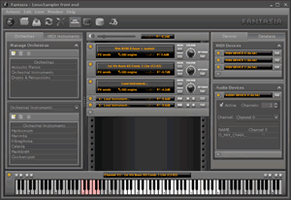 audio  Example    MindMeister http   static kvraudio com i s linuxsampler fantasia png