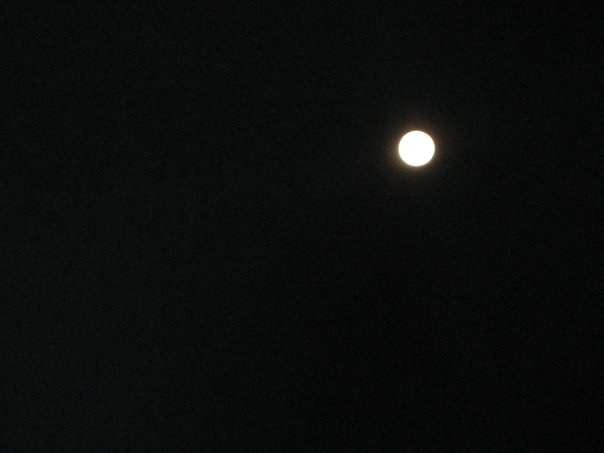 December 12, 2008: Biggest Full Moon in 15 Years