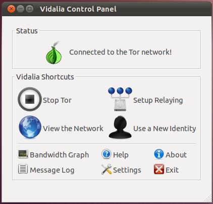 How to setup and use Tor Anonymity in Ubuntu