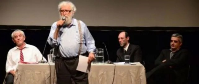 El teólogo Leonardo Boff disertó sobre desigualdad
