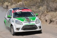 Rocca ganó la primera fecha del Rally Regional