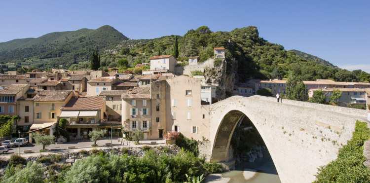 Nyons en Drôme provençale | La Drôme Tourisme