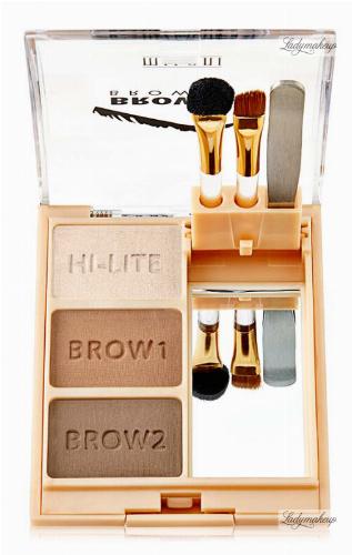 MILANI - BROW FIX - BROW KIT -02 MEDIUM