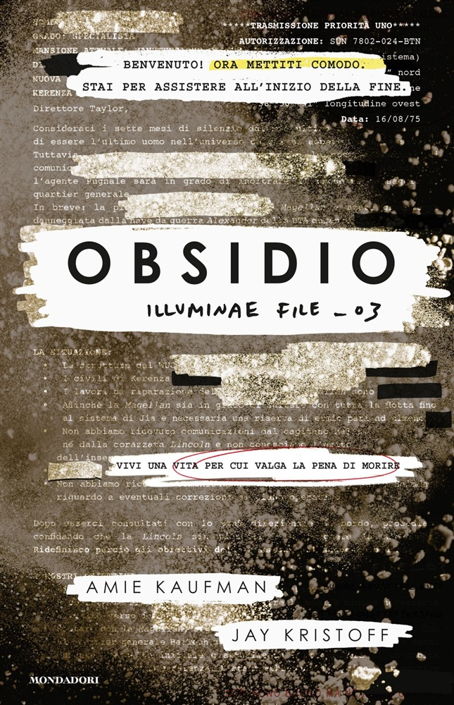 Image result for obsidio illuminae files