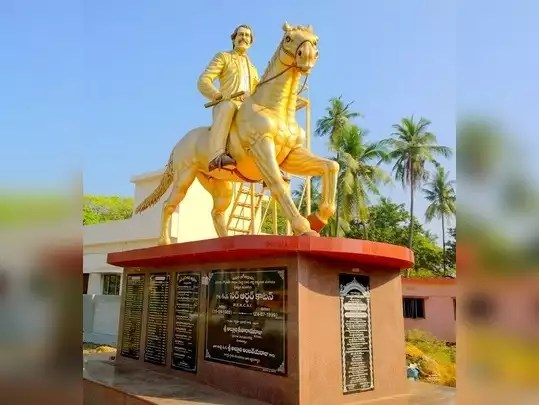 'గోదావరి' గుండెల్లో చిరంజీవి.. కాటన్ దొర