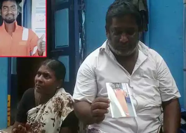 in chennai parents of missing sailor await his return
