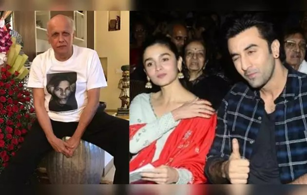 Mahesh Bhatt confirms, Alia loves Ranbir