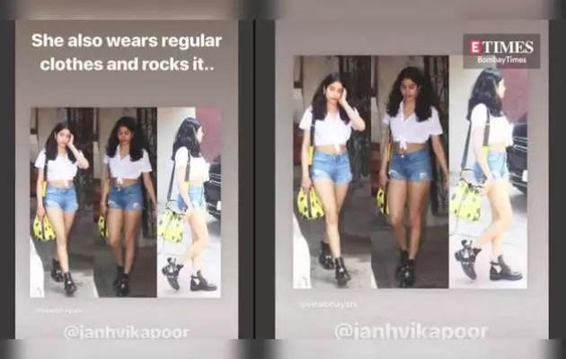 Sonam reacts to Kat's comment about Jahnavi's clothes