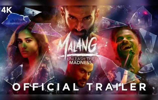 Watch, the official trailer of 'Malang'