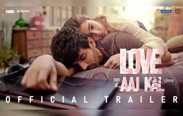 Trailer of 'Love Aaj Kal' by Sara Ali Khan and Karthik Aryan