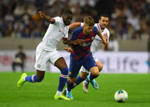 la liga 2020 former player carles perez criticises barcelona fc