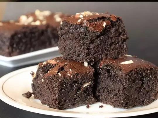 Chocolate Cake : எக்லெஸ் சாக்லெட் கேக் - வீட்லயே செய்யலாம் வாங்க!