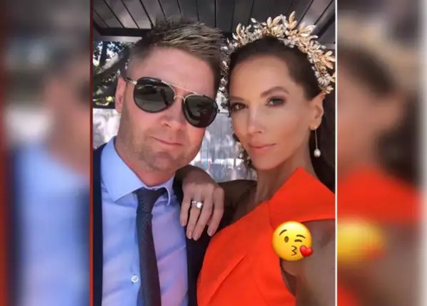 Clarke and Kylie separated after 7 years