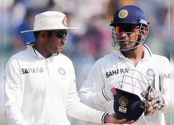 Dhoni did not even talk before dropping: Sehwag