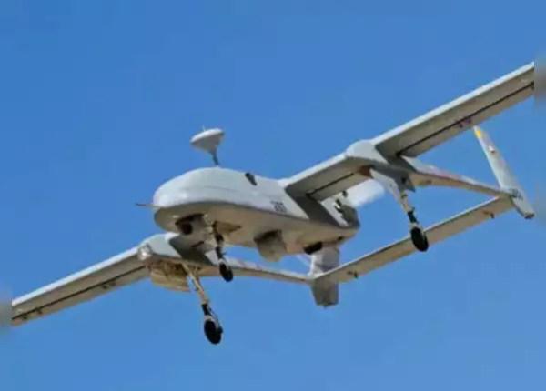इजरायल का Heron UAV