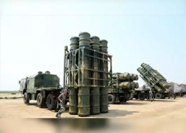 चीन ने रूस से खरीदा है S-300 मिसाइल सिस्टम