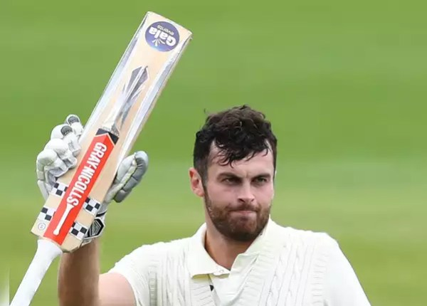 Dom Sibley hit second Test century