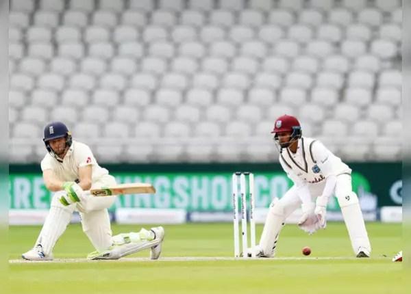 Butler added 40 runs, unbeaten innings of base