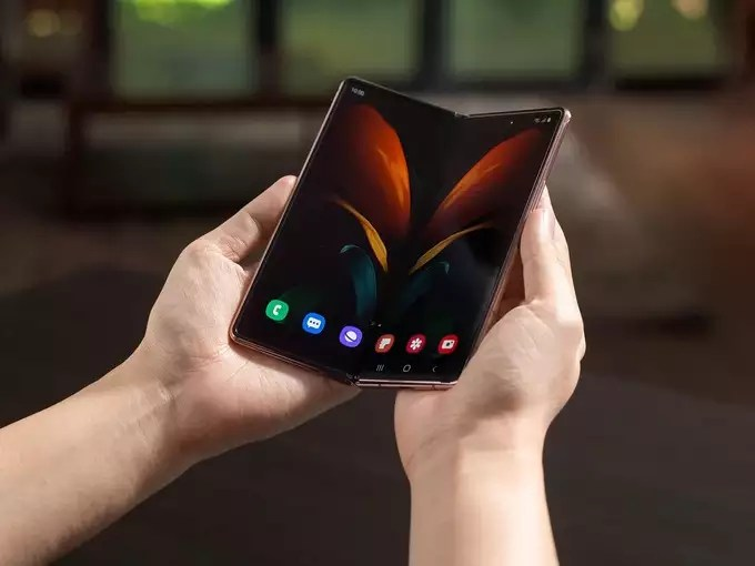 Samsung Galaxy Z Fold 2 and Samsung Galaxy Z Flip 2