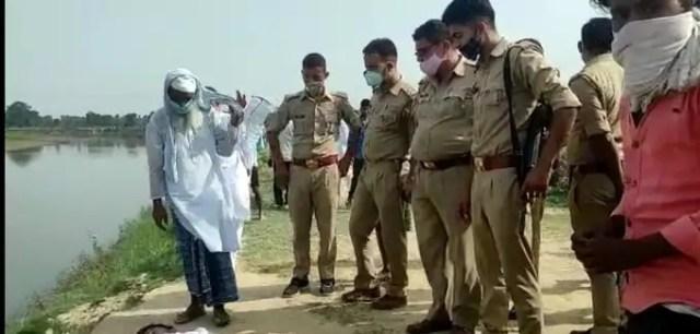 शाहजहांपुर में नदी में नहाने गये 3 दोस्तों की डूबने से दर्दनाक मौत, पूरे गांव में मातम