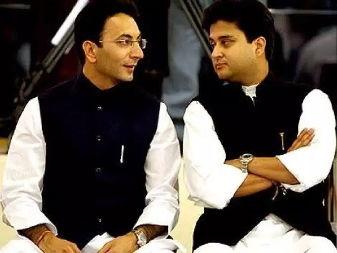 Jitin Prasad also separated from Congress