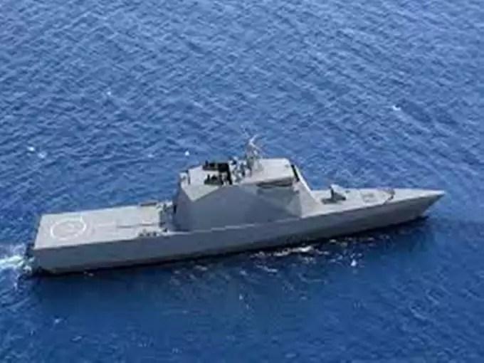 Mercury naval corvette