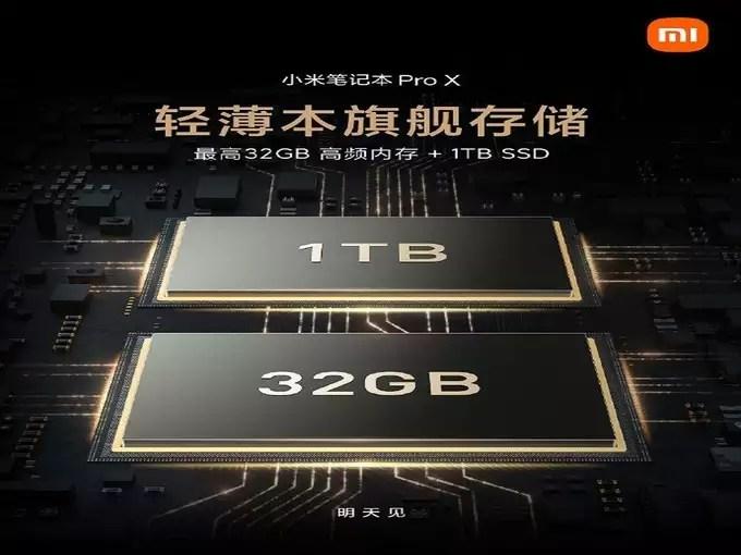 Xiaomi New Laptop Mi Notebook Pro X Launch Price Specs 2