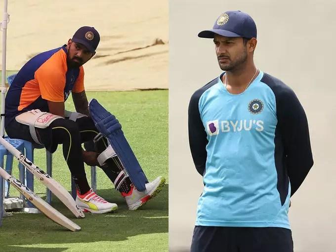 Who is Rohit Sharma's partner against England?  Deep Dasgupta supports KL Rahul and Mayank Agarwal