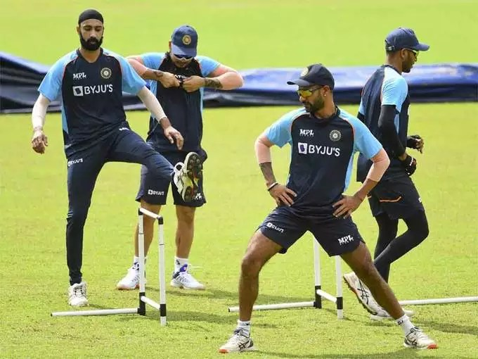India-Sri lanka Series Rescheduled: Changes in the schedule of India-Sri lanka series, now the first ODI will be played on July 17