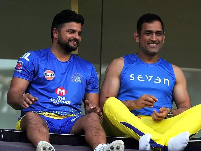 Suresh Raina On MS Dhoni: If Mahi bhai does not play IPL-2022, I will also be out of the tournament: Suresh Raina