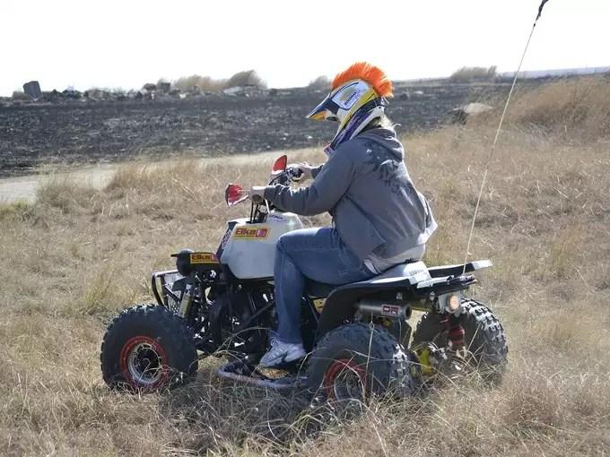 ATV Bike Ride in Jaipur
