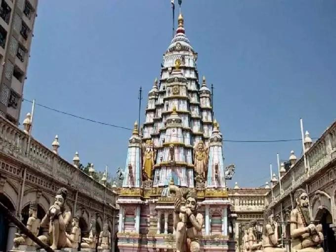 Shree Mumbadevi Temple