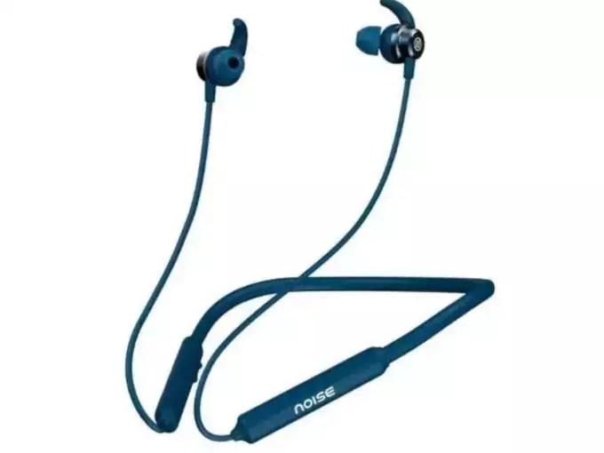Noise Tune Active Plus Bluetooth wireless neckband earphones
