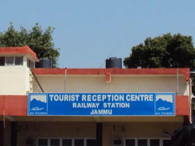 Report has to be taken from Tourist Reception Center