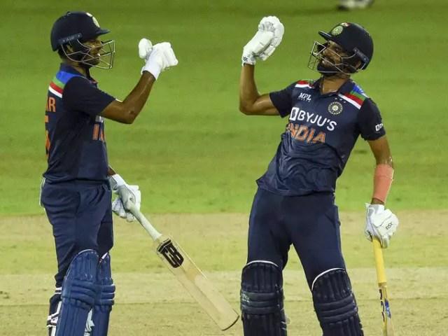 IND vs SL 2nd ODI Highlights: Deepak Chahar and Bhuvneshwar Kumar wrote the story of victory, India conquered Lanka in ODI series