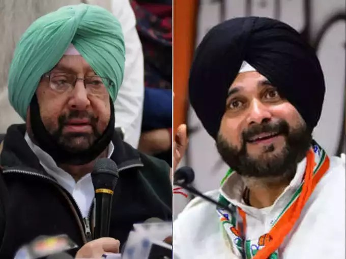 Captain and Sidhu's quarrel will be resolved!