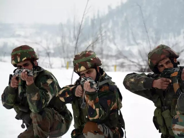 Indian Army in Ladakh (File Pic)