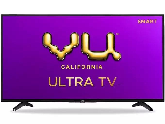 Discount offers on Vu 55 inch 4K Smart TV Amazon Sale 1