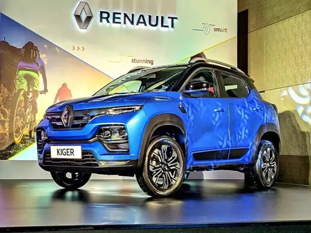 Renault Kiger RXT O Variant Launch Price Features